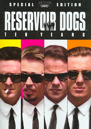 RESERVOIR DOGS - SPECIAL EDITION BY KEITEL,HARVEY (DVD)
